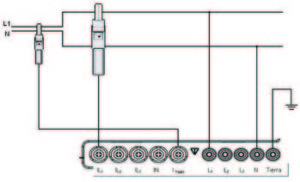 1-фазное соединение